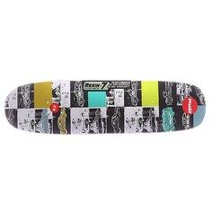 Дека для скейтборда для скейтборда Almost S5 Lotti Auto Mo R7 Multicolor 31.9 x 8.5 (21.6 см)