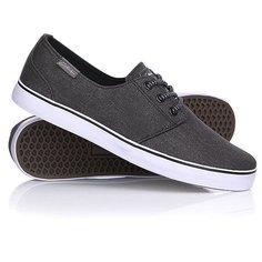 Кеды кроссовки низкие Circa Crip Black/Charcoal
