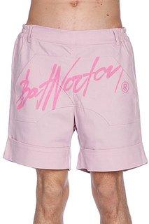 Шорты Bat Norton Unisex Basic Shorts Pink