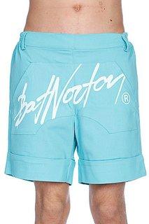 Шорты Bat Norton Unisex Basic Shorts Turquoise