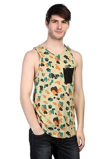 Майка K1X Pacific Pocket Tank Top Camo/Black
