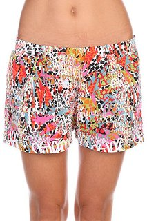 Шорты женские Stussy Jamrock Shorts Pink