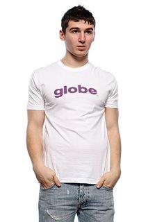 Футболка Globe Branded Tee White