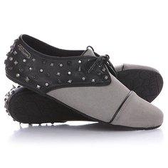 Кеды кроссовки низкие женские Volcom One Way Shoe Black