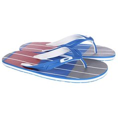 Шлепанцы Oakley Standard Blue