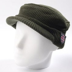 Шапка Independent Bayonet Visor Dark Green