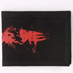 Кошелек Zero Or Die Blood Bi-Fold