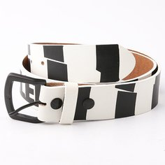 Ремень Fallen Bullseye Belt Black/White