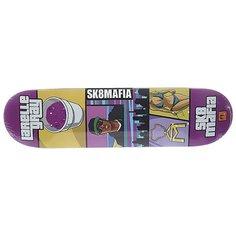 Дека для скейтборда для скейтборда Sk8mafia Gamer Gray 32.12 x 8.25 (21 см)