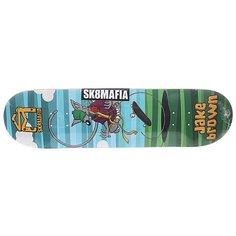 Дека для скейтборда для скейтборда Sk8mafia Sk8rats Brown 32.12 x 8.25 (21 см)