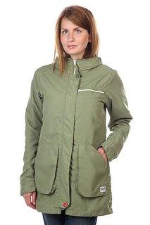 Куртка парка женская CLWR Bridge Parka Loden
