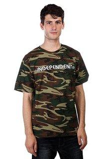 Футболка Independent Bar/Cross Camo