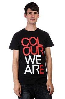 Футболка CLWR We Are Black