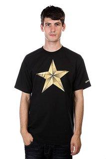 Футболка Nor Cal True Star Black