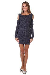 Платье женское Insight Cat Attack Dress Navy/Grey