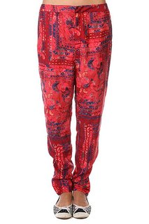 Штаны широкие женские Insight Last Avenue Pant Poppy