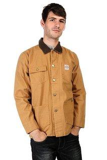 Куртка Huf Rail Coat Black