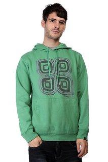 Толстовка кенгуру Insight Inked Ho Hood Weed Green