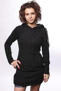 Свитер женский Zoo York Urban Nature Sweater Black