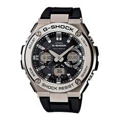Часы Casio G-Shock Gst-w110-1a Black/Grey