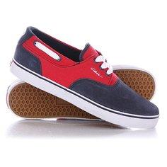 Кеды кроссовки низкие Circa Valeo Blrt Blue/Red Twill