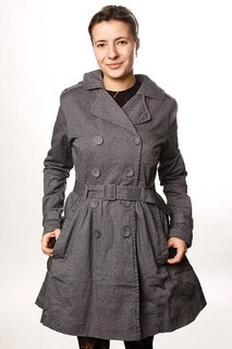Куртка женская Insight Creeper Trench Grey Spray