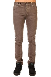 Джинсы узкие Insight Buzzcock Slim Backwater Brown