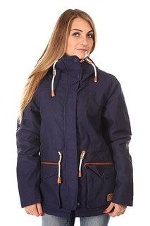 Куртка парка женская Colour Wear Dust Jacket Patriot Blue Clwr