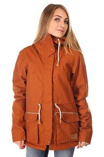 Куртка парка женская Colour Wear Dust Jacket Adobe Clwr