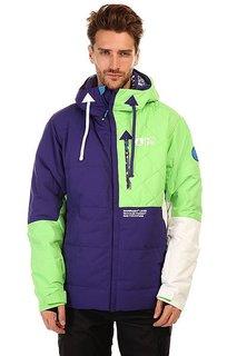 Куртка Picture Organic Respect Jkt Purple/Green