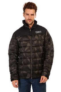 Пуховик CLWR T Jacket Black Ceramic