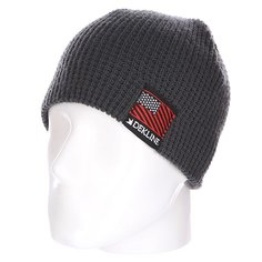 Шапка Dekline Roll Up Beanie Grey