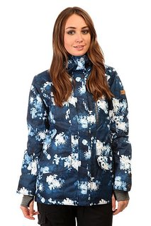 Куртка женская Roxy Andie Jk Ina Floral