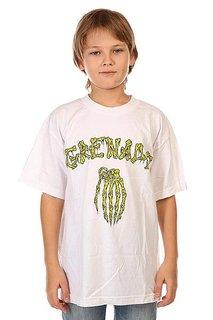 Футболка детская Grenade Bones White