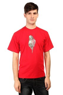 Футболка Apo Shirt Family Red