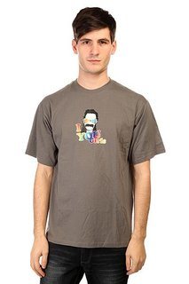 Футболка Apo Moustache Grey