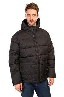 Куртка зимняя Nixon Malone Jacket Black