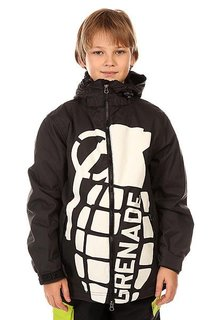 Куртка детская Grenade Exploiter Jacket Black