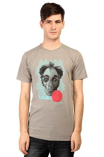 Футболка Apo Skull Regular Heather Grey