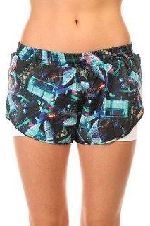 Шорты пляжные женские CajuBrasil Tafet6 Bus Shorts Multi