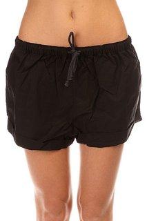 Шорты пляжные женские Insight Stickshift Shorts Floyd Black