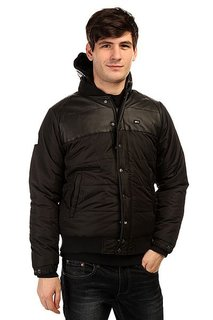 Бомбер K1X Pu Anchorage Jacket Black
