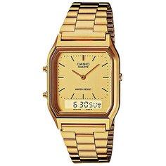 Кварцевые часы Casio Collection Aq-230Ga-9D Gold