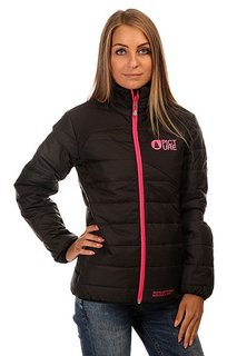 Куртка зимняя женская Picture Organic Cloe Puff Black