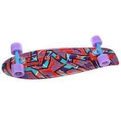Скейт мини круизер Penny Nickel Ltd Spike Orange 7.5 X 27 (68.6 см)