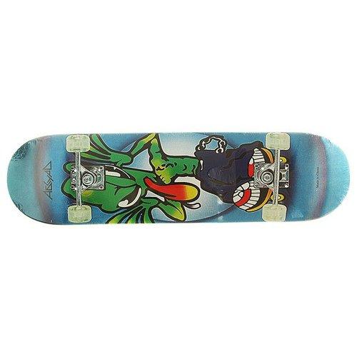 Дека для скейтборда для скейтборда Absurd Made In China 2 Multi 32 x 8.125 (20.6 см)