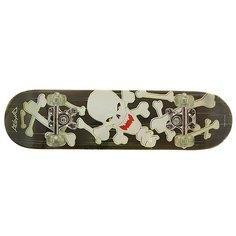 Дека для скейтборда для скейтборда Absurd Made in China 1 Black 32 x 8 (20.3 см)