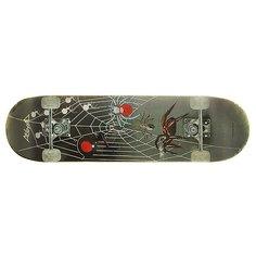 Дека для скейтборда для скейтборда Absurd Made in China 3 Black/Grey 31.75 x 8.25 (21 см)