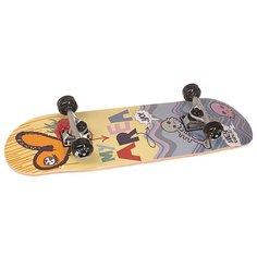 Скейтборд в сборе детский детский Fun4U Sweet Raspberry Multi 28 x 8 (20.3 см)