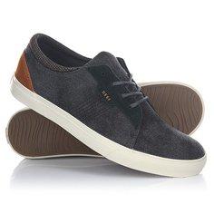 Кеды кроссовки низкие Reef Ridge Tx Black/Denim